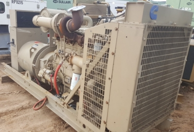 Used Cummins Diesel Generator-Swift Equipment Solutions