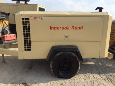 Ingersoll Rand P375 Air Compressor For sale Online