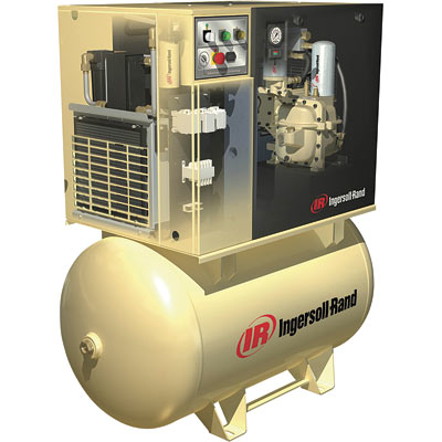 Ingersoll used Rotary Screw Air Compressor For Sale