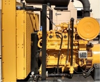 Used CATERPILLAR G3408TA Natural Gas Engine For sale