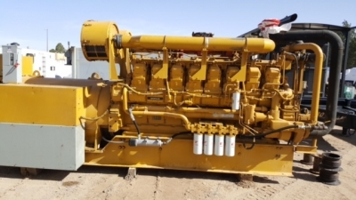 Used Caterpillar 3516 Diesel Generator