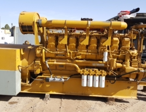 Managing Your Used Caterpillar Diesel Generator for Effective Performance