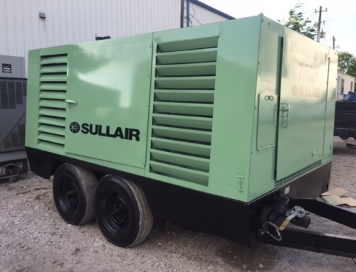 Used Diesel Air Compressor for Sale: A Buyer's Guide