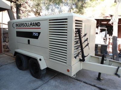Best Ingersoll Rand 750 by Swift Equipment Solutions